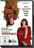 DVD Cover 'Verrückte Weihnachten
