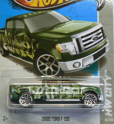 Hot Wheels HW City 38/250 2009 Ford F-150