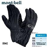 モンベル(mont-bell) サンダーパス グローブ Men's ガンメタル L