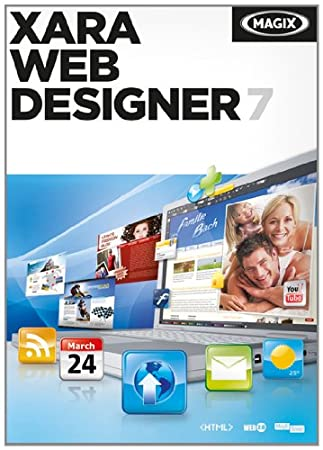 Xara Web Designer 7 (Old Version) [Download]