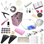 Kit de manucure + nail art profession...