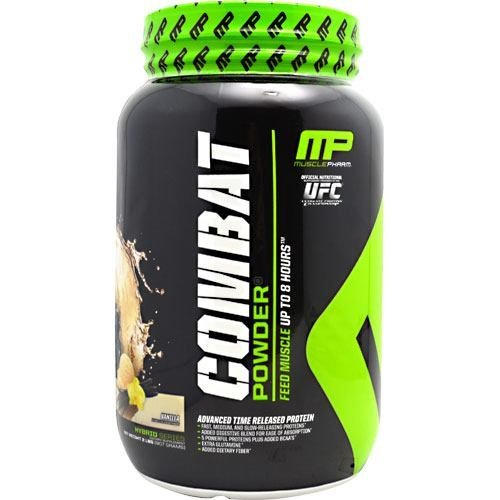 Muscle Pharm - Combat Advanced Time Release Protein Powder V