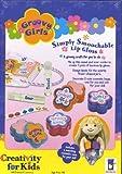 Creativity For Kids Groovy Girls Simply Smoochable Lip Gloss