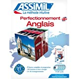 Perfectionnement Anglais (1 livre + 4 CD Audio)par Anthony Bulger