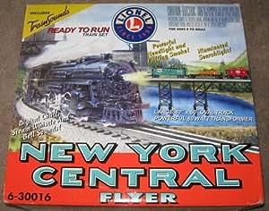 Lionel O Gauge Train Set 6-30016 New York Central Flyer