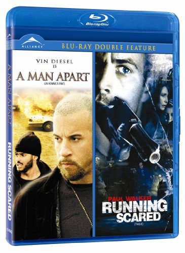 A Man Apart / Running Scared (Double Feature) (Blu-ray)