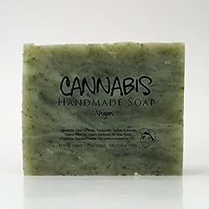 Wink Soap Cannabis Handmade Soap