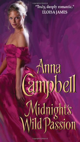 Midnight's Wild Passion, Anna Campbell