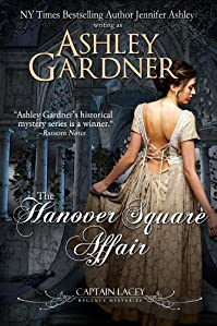 (FREE on 2/13) The Hanover Square Affair by Ashley Gardner - http://eBooksHabit.com