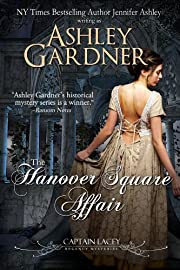 The Hanover Square Affair (Captain Lacey Regency Mysteries)