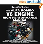 Alfa Romeo V6 Engine High-Performance...