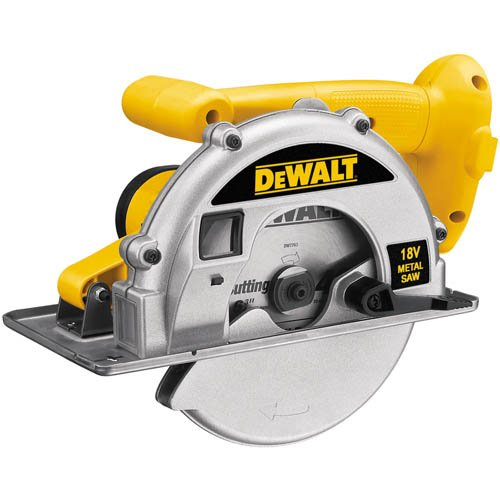 Bare-Tool DEWALT DW934B  6-3/4-Inch 18-Volt Cordless Metal Cutting Circular Saw (Tool Only, No Battery)