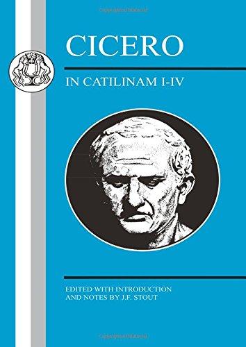 Cicero: In Catilinam I-IV