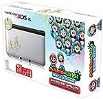 Nintendo 3DS XL, Silver - Mario & Lui...