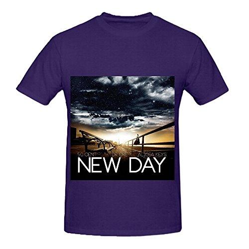 50-cent-new-day-tour-80s-men-crew-neck-custom-tee-purple