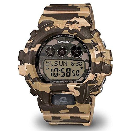 [CASIO] CASIO watches g-shock Camo series GMD-S6900CF-3ER ladies [reverse]