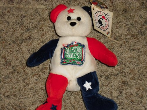Boston MLB All Star Game 1999 Ml Bear