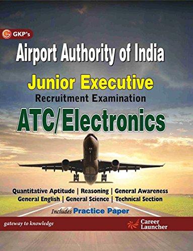 Airport Authority of India Junior Executive ATC/Electronics 2015 Image