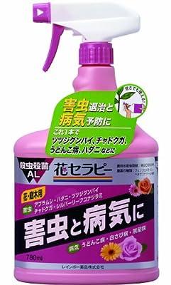 レインボー薬品 花セラピー殺虫殺菌AL 780ml