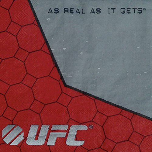UFC Luncheon Napkins (16 pack)