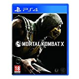 Mortal Kombat X (PS4) (UK IMPORT)