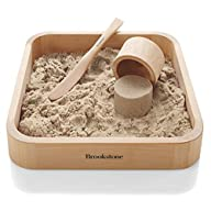 BrookStone Sand Box 9.5″ x 9.5