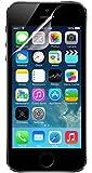 Belkin Screenguard F8W179cw3 Pack de 3 films de protection ecran transparent pour iPhone 5, iPhone 5S et iPhone 5c