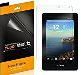 [3-Pack] SUPERSHIELDZ- Anti-Bubble HD Clear Screen Protector For Verizon Ellipsis 7 + Lifetime Replacements Warranty [3-PACK] - Retail Packaging