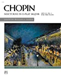 img - for Nocturne in E-Flat Major, Op. 9, No. 2 (Alfred Masterwork Edition) book / textbook / text book