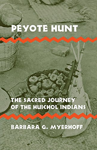 Peyote Hunt: The Sacred Journey of the Huichol Indians (Symbol, Myth and Ritual)