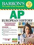 Barron's AP European History, 8th Edi...