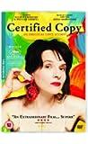 Certified Copy [DVD] [2010]