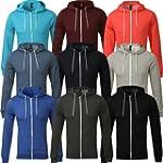 Men's / Women's designer Zip Plain Fl...