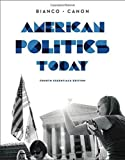 img - for American Politics Today (Essentials Fourth Edition) Paperback December 22, 2014 book / textbook / text book
