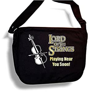 Cello Lord Strings Soon - Sheet Music Document Bag Musik Notentasche MusicaliTee