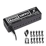 Donner Guitar Effect Pedals Power Supply 携帯用エフェクトペダル パワーサプライ 電源供給