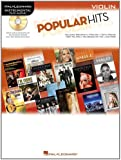 Popular Hits For Violin - Instrumental Play-Along Cd/Pkg