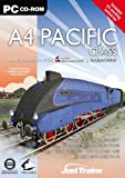 A4 Pacific Class: Add-On for Rail Simulator, Railworks & Railworks 2 (PC CD-ROM) - Game