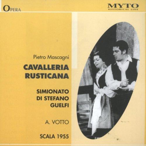 Cavalleria Rusticana -  Pietro Mascagni - CD