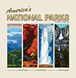 img - for America's National Parks: A Pop-Up Book book / textbook / text book