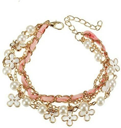 Cinderella Charm Bracelets For Girls