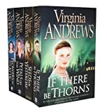 Virginia Andrews Virginia Andrews Collection 5 Books Set New RRP £ 27.96 (Petals on the wind, If There be Thorns, Seeds of Yesterday, Flowers in the Attic, Garden of Shadows) (Virginia Andrews Collection)