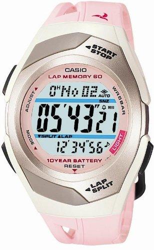 CASIO (カシオ) 腕時計 PHYS フィズ STR-300J-4JF レディース