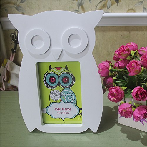 AS Owl Bird Photo Frame Black And White With One Picture 4