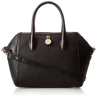 Amazon.com: FURLA Olimpia M Satchel Shoulder Bag,Onyx,One