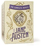 The Complete Novels of Jane Austen: Emma, Pride and Prejudice, Sense and Sensibility, Northanger Abbey, Mansfield Park, Persuasion, and Lady Susan (The Heirloom Collection) by Jane Austen cover image