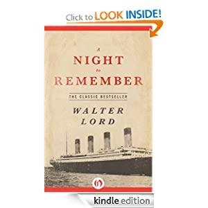 Kindle Daily Deal: A Night to Remember