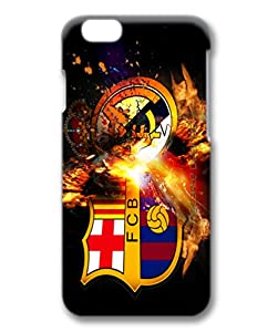 Amazon.com: custom and diy real madrid logo for iphone 6 plus 3D for