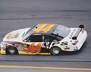 Dale Jarrett Autographed Hand Signed Nascar 8x10 Photo - 2014 Hall of Famer by Real Deal Memorabilia
