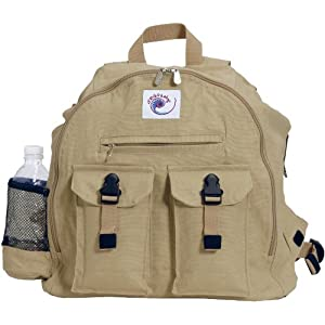 Ergo Backpack Camel